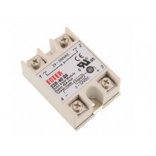 Solid State Relay: 3-32V Dc, Load 40A 380V AC
