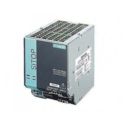 Siemens Sitop DC Power Supply - 24VDC - 10A - 50/60Hz - Promong Technologies