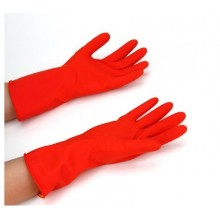 Rubber Work Gloves - 24 Pairs