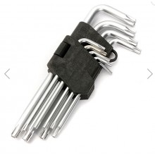 Torx Key Wrench & Allen Key - 9 Piece
