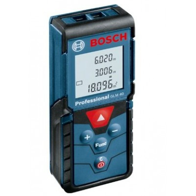 Bosch GLM 40 Professional Laser Measure