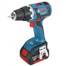 Cordless Drill & Driver GSR 18 V-EC Professional