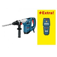 Bosch Rotary Hammer with SDS-plus GBH 4-32 DFR + GMS 100 M Professional