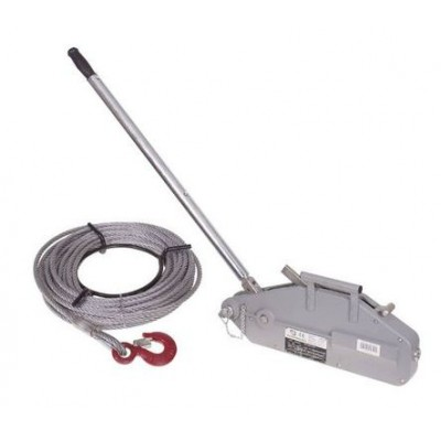 A&S 1.6 Ton Multi – Purpose Wire Rope Pulling Hoist