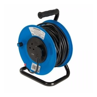 2.5mm Extension Cable Reel - 50 Metres