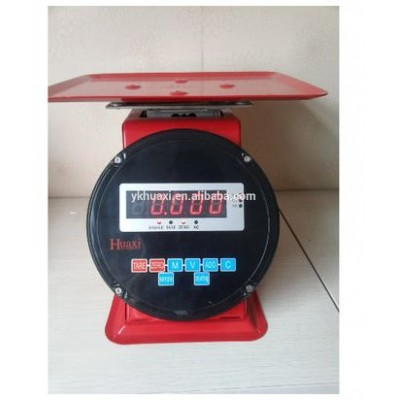 Digital Weighing Counting Table Scale - 60KG Capacity