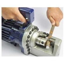 Electric Steel - Rod Cutting Machine