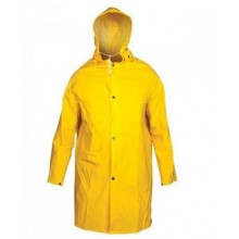 Adult Rain Coat - Yellow