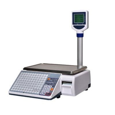Cash Scale With Printing & Cash Register