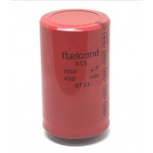 1500UF 400V Electrolytic Capacitor