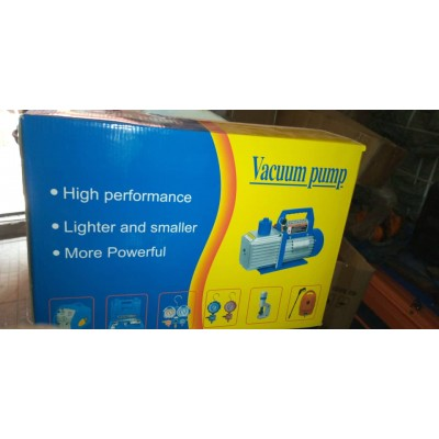 Double Stage Vacuum Pump  - 1 hp