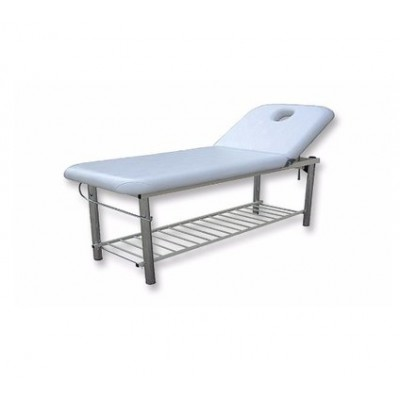 Massage Bed with Solid Metal Frame