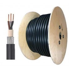 16mm X 3 Core Armored Cable/per Meter