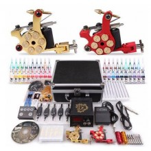 Tatoo Machine With Accessories